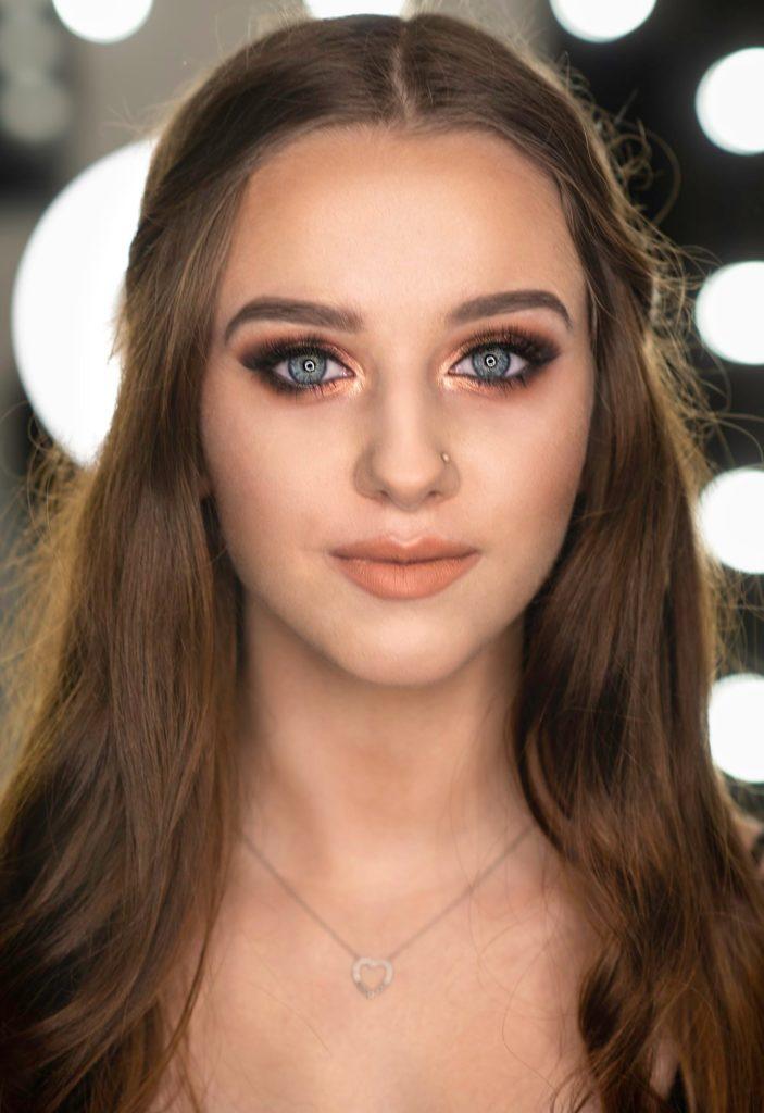 makijaż studniówkowy wrocław kasia stach make up