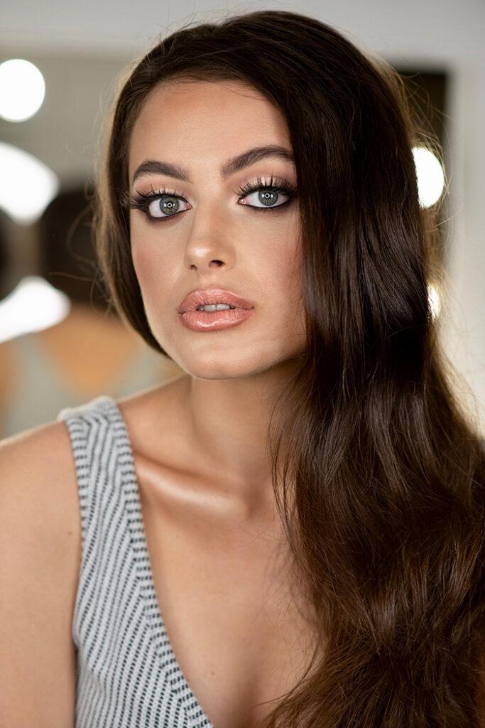 makijaż wieczorowy wrocław kasia stach make up