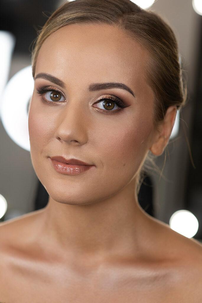 elegancki makijaż ślubny glamour kasia stach makeup 2